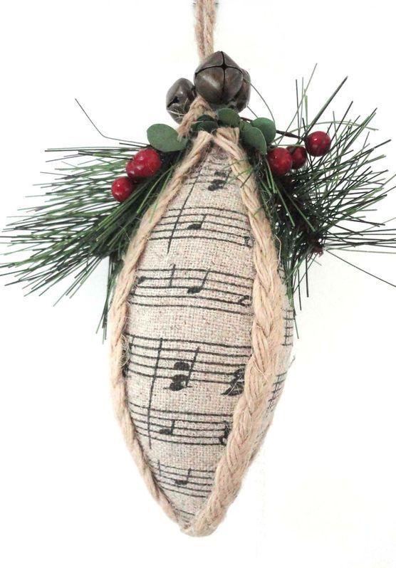 Musical Note Church Ornament Christmas Blessings Pinterest