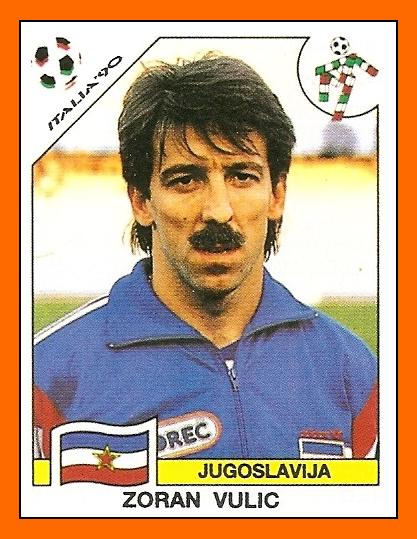 Zoran Vulic - Yugoslavia