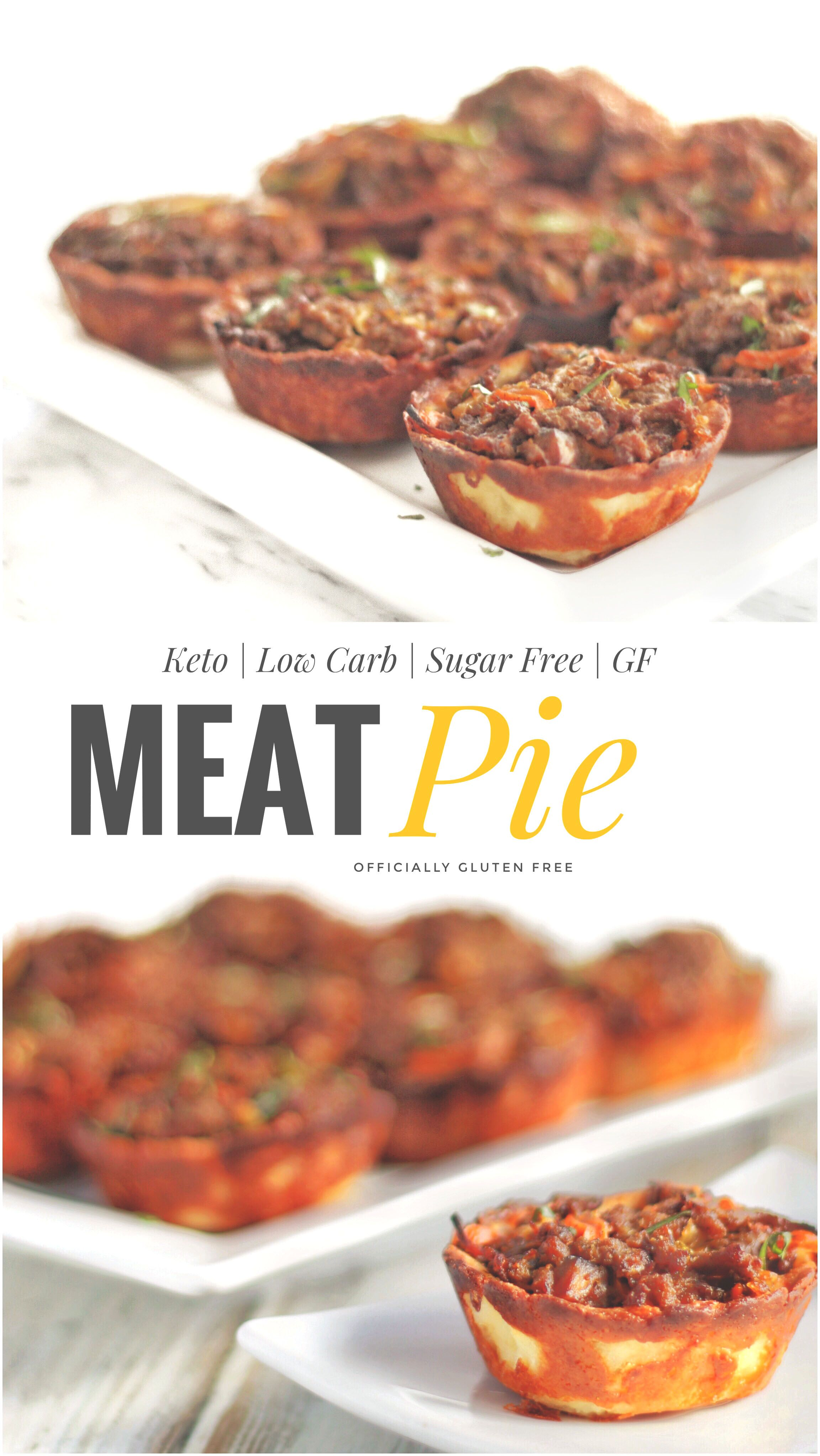 Keto Meat Pies | Recipe | Healthy habits | Meat, Cheese