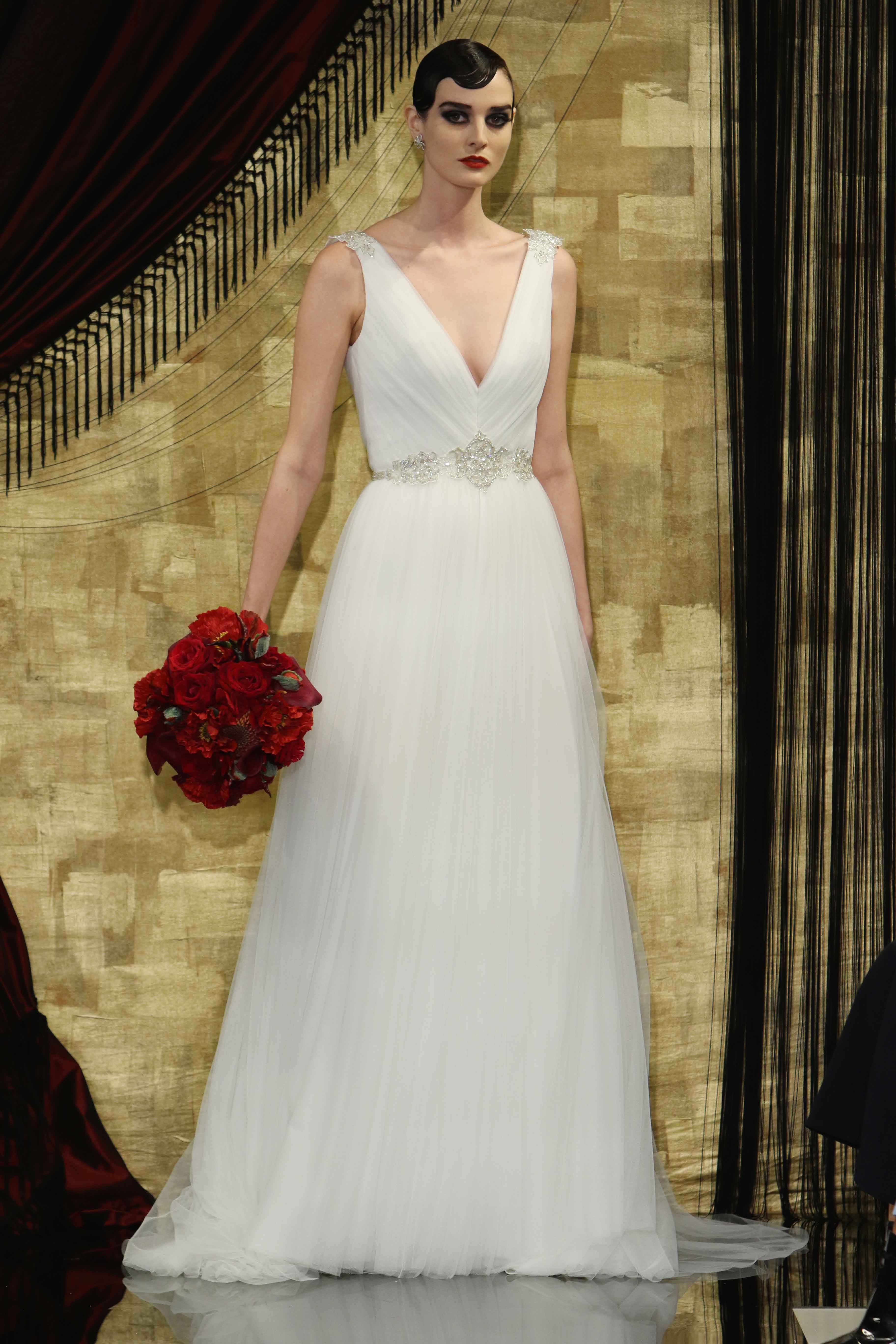 1920s inspired wedding dresses from theia fall 2016 wedding 1920s inspired wedding dresses from theia fall 2016 ombrellifo Choice Image