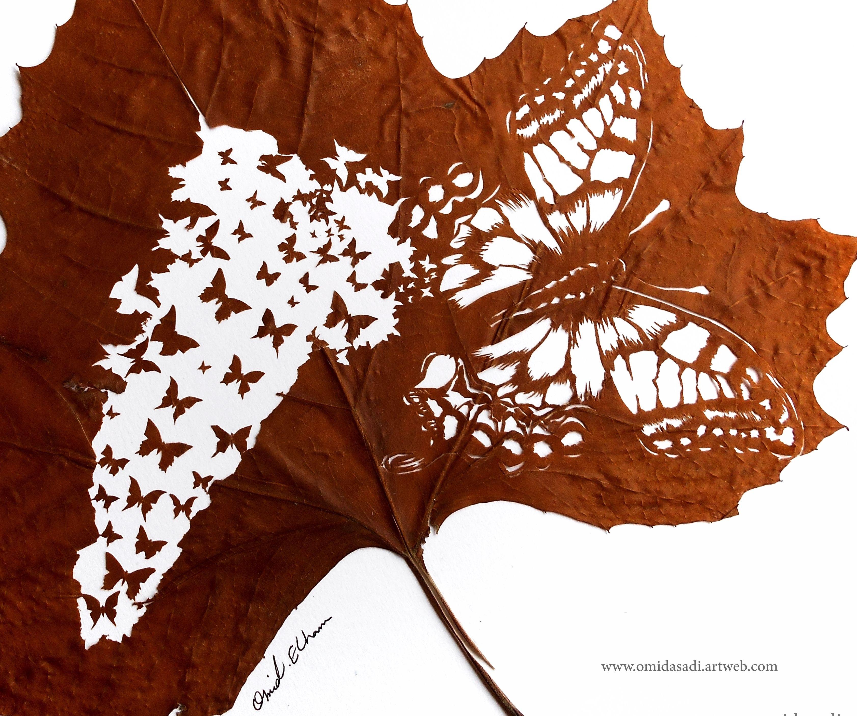 открытки с опавшими листьями сделать надеюсь, что эта