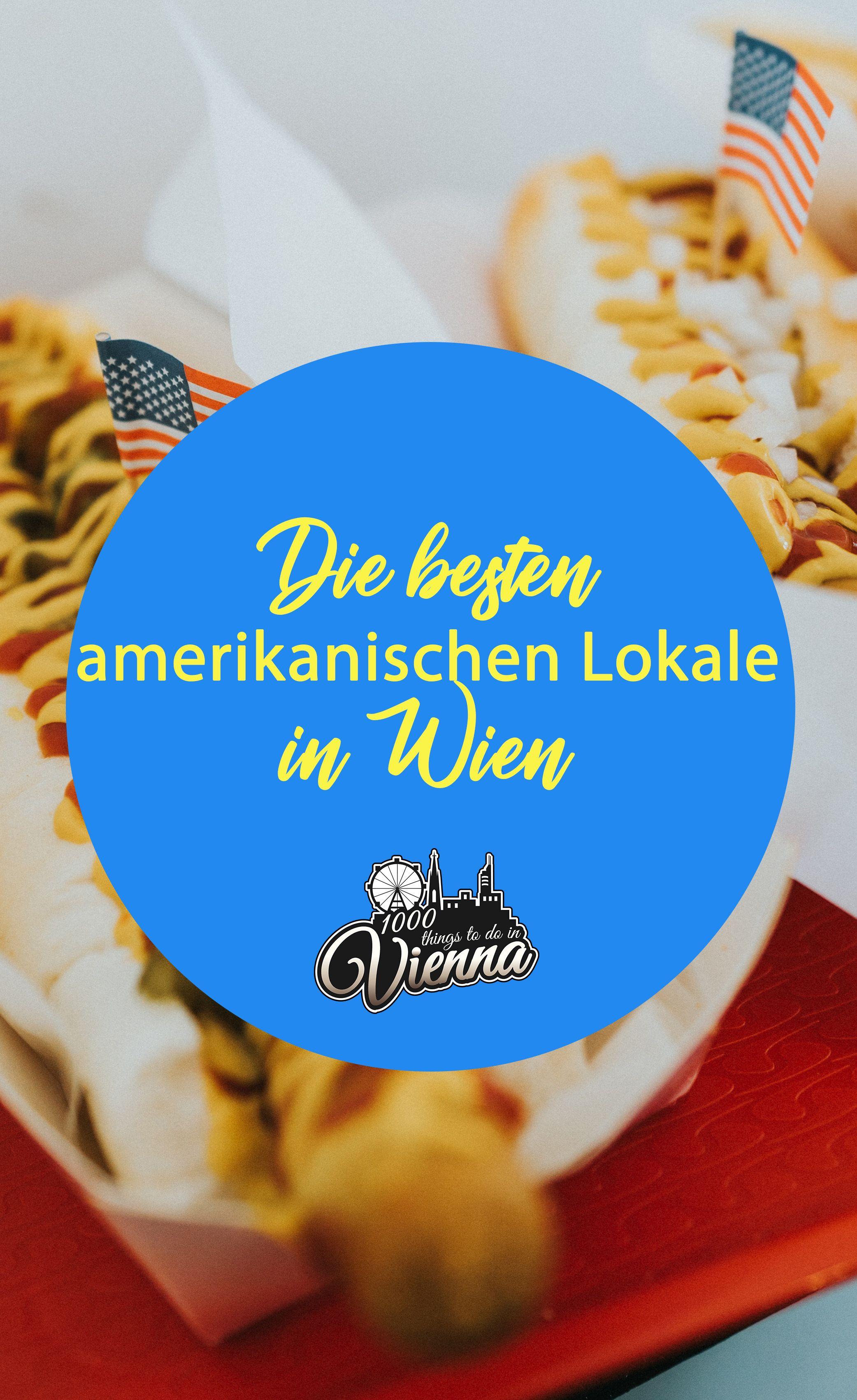 Wo Sind Die Fans Der Amerikanischen Küche? Von Köstlichen Burgern, über  Echte Hotdogs,