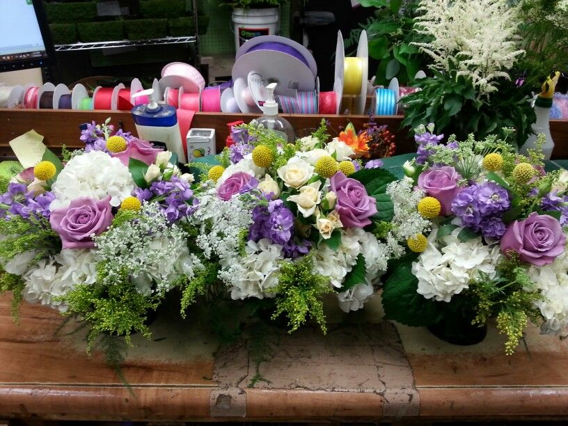 White purple yellow flower arrangement my flower arrangements white purple yellow flower arrangement mightylinksfo