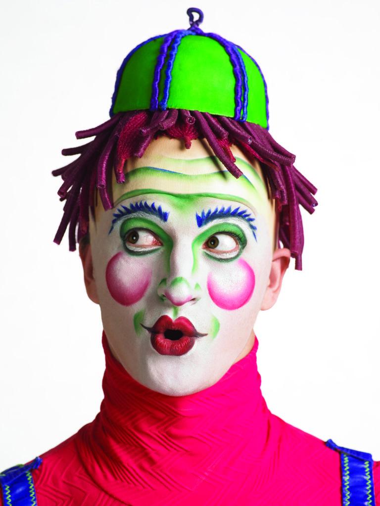 Clowns, Cirque Du Soleil