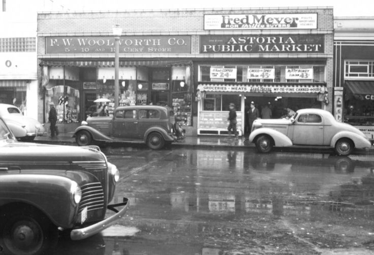 Five And Dime Stores History Woolworth Co Five And Dime Store In 1925 History