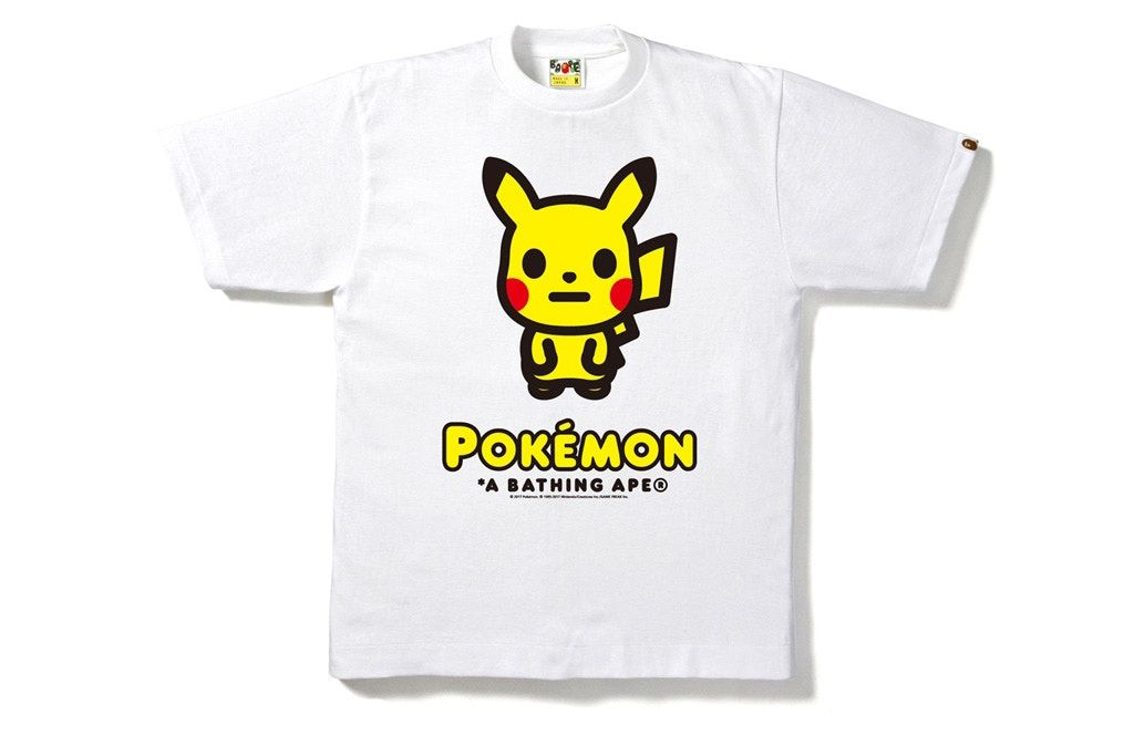 1fce012d0 Exclusive Capsule Collaboration With BAPE x Pokémon To Drop In Japan |  BREAL.TV