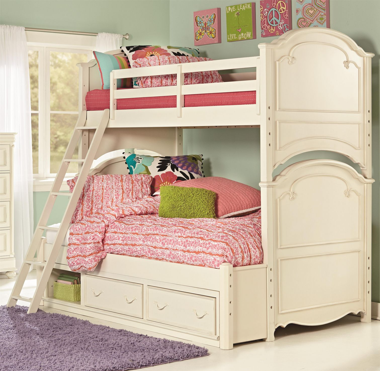 Childrens Twin Bunk Beds - Best Interior Paint Colors Check more at ...