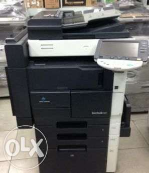 Copier Konica Bizhub 501 Printer Xerox Machine Scanner For Sale