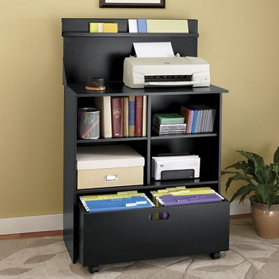 Efficiency Printer Stand With Storage Decorating The