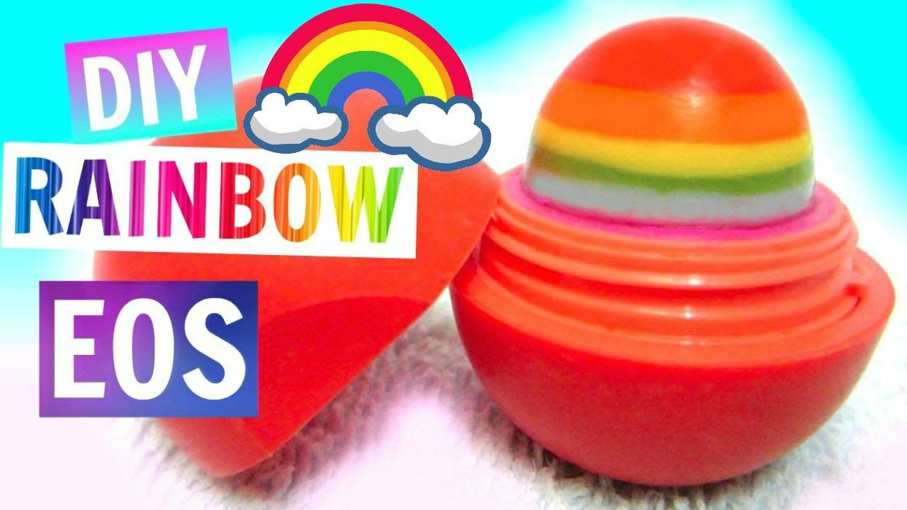 diy how to make your own eos lip balm