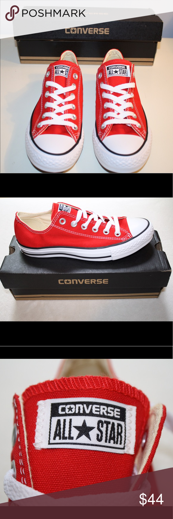 930509708b18 Converse Chuck Taylor All Star Low Top Brand new