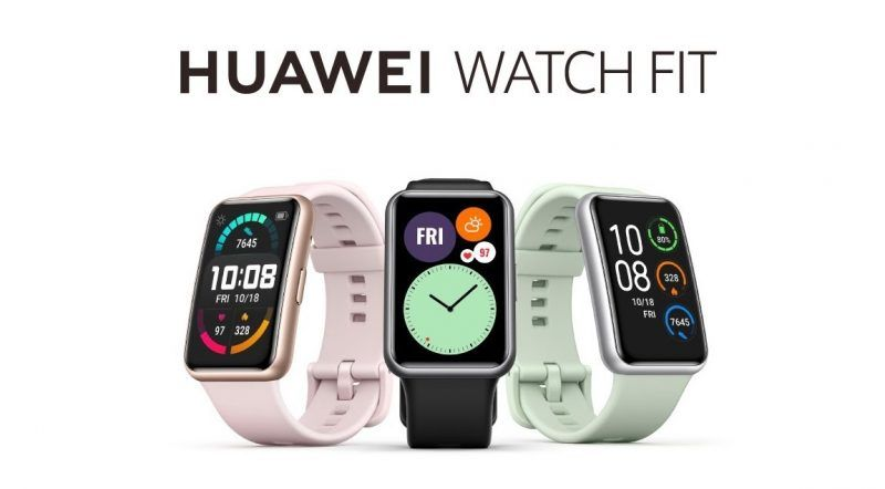 مراجعة ساعة هواوي الذكية Huawei Watch Fit Huawei Watch Huawei Smart Watch