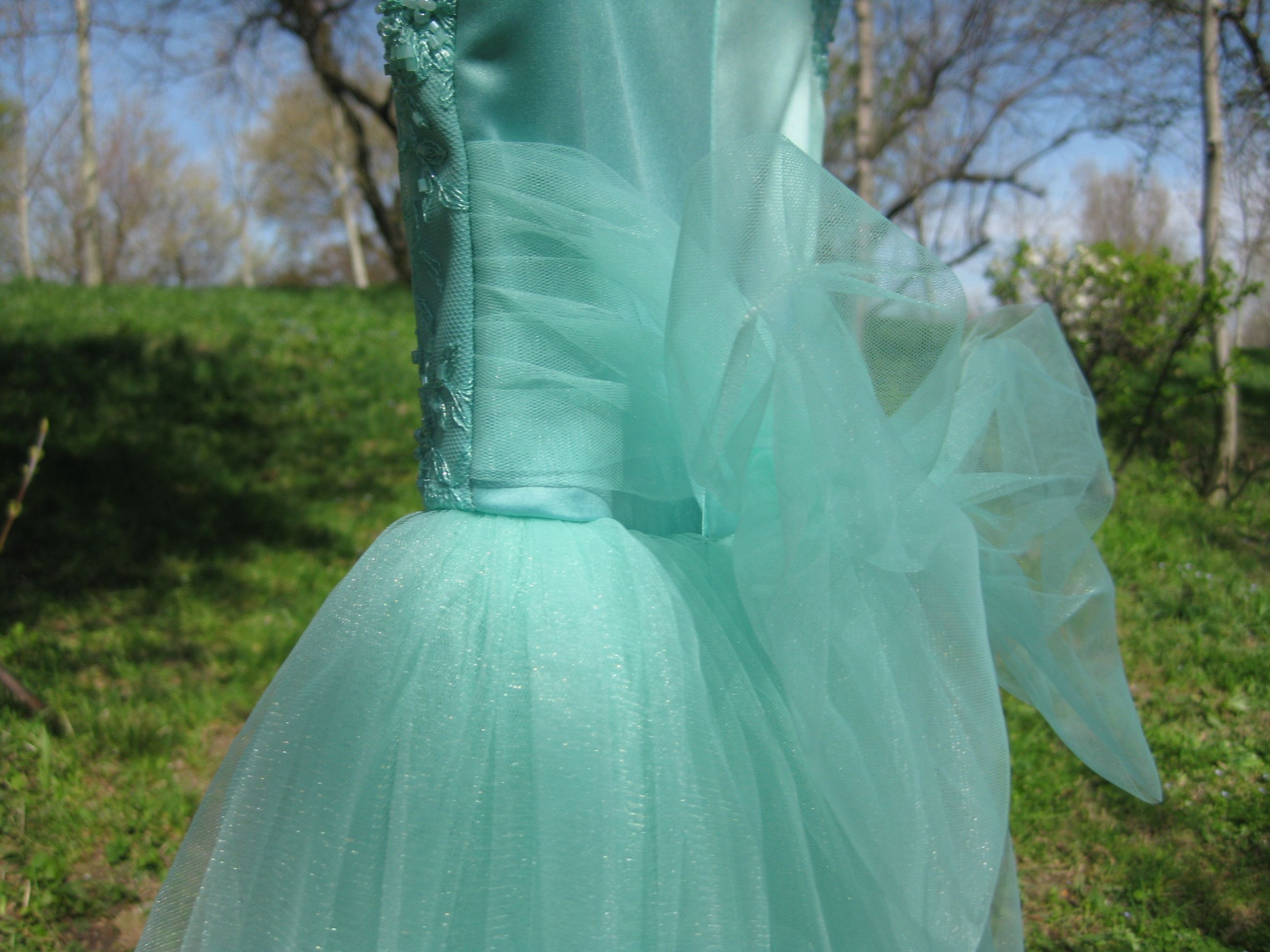 Pin by Aglo Dress on Mint dress for Little Princess (3 - 5 years old ...