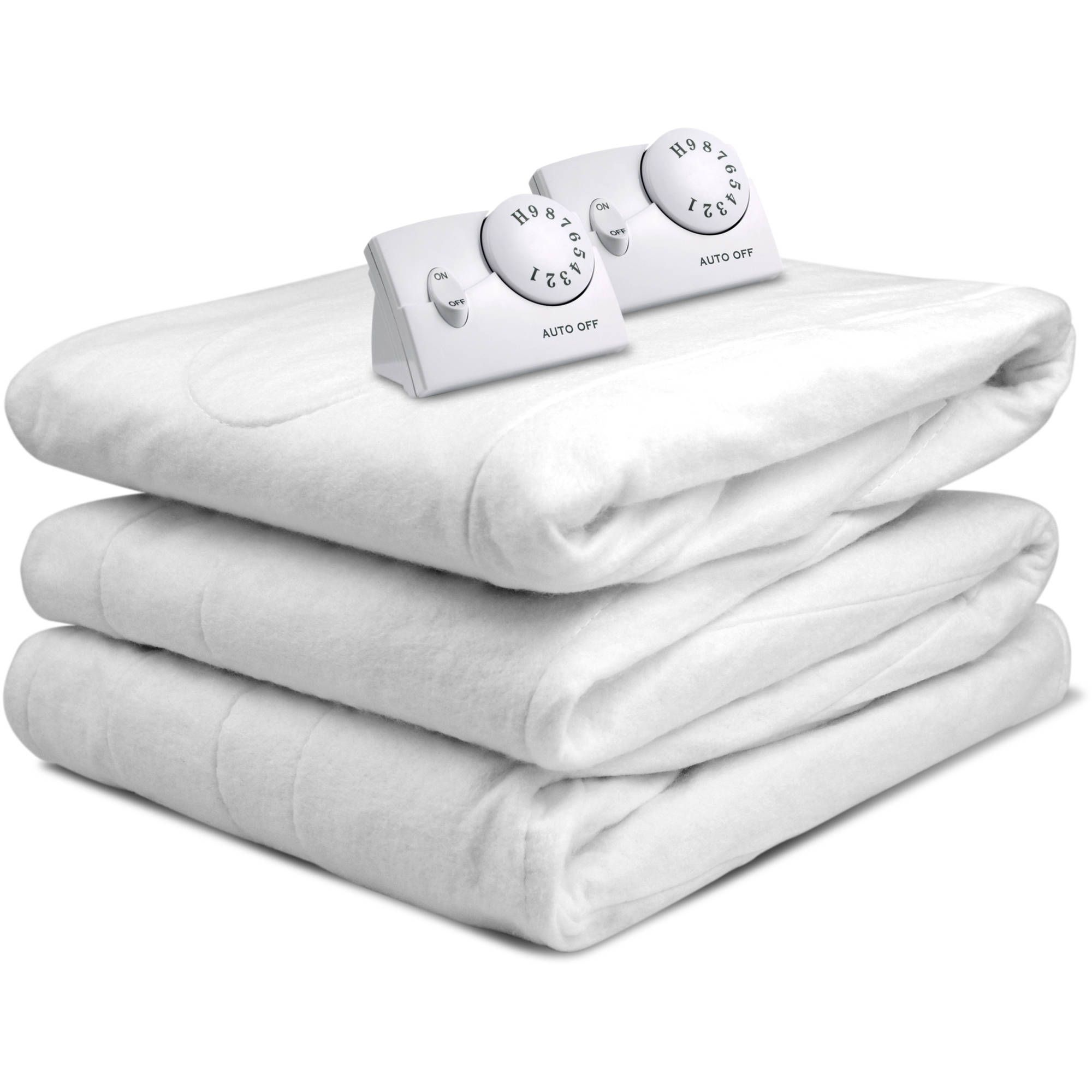 Biddeford Heated Mattress Pad Walmart Com Heated Mattress Pad Electric Mattress Pad Mattress Pad