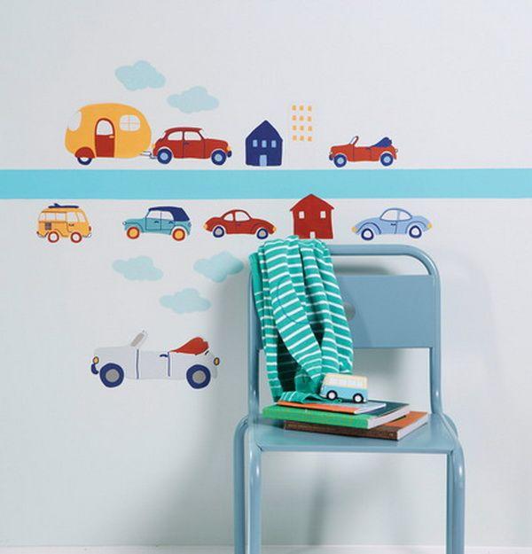 Decoración de paredes infantiles | Decoracion pared, Infantiles y ...