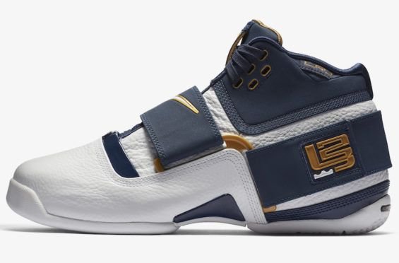 Nike Zoom LeBron Soldier 1 25 Straight Arriving In May The Nike Zoom LeBron  Soldier 1 25 Straight was officially introduced in the Nike Baske… |  Pinteres…