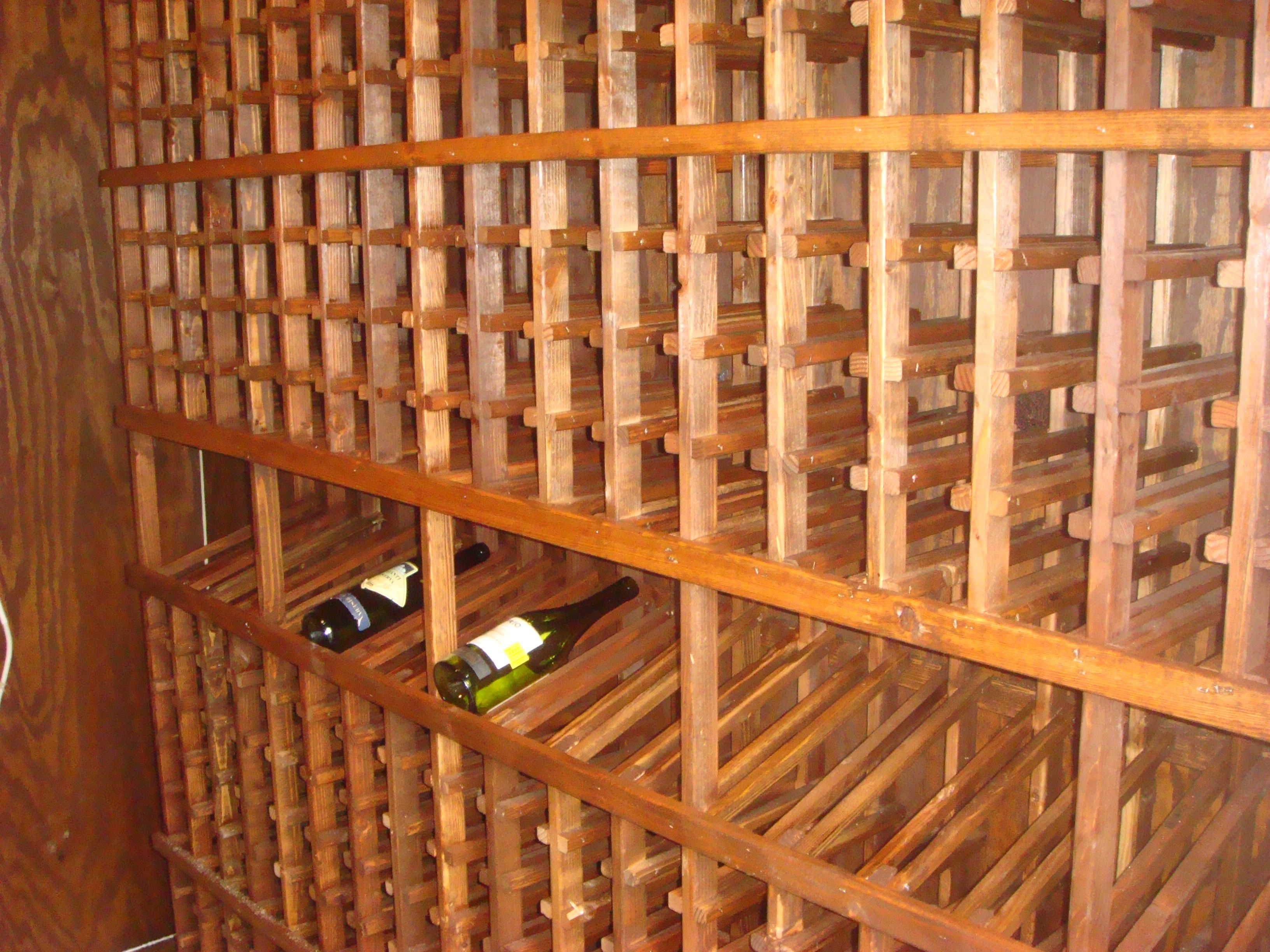 Plans For Building Your Own Wine Racks That You Can Buy We Are Going To Make This Magnificent Wine Rack From Some Diy Wine Cellar Wine Cellar Racks
