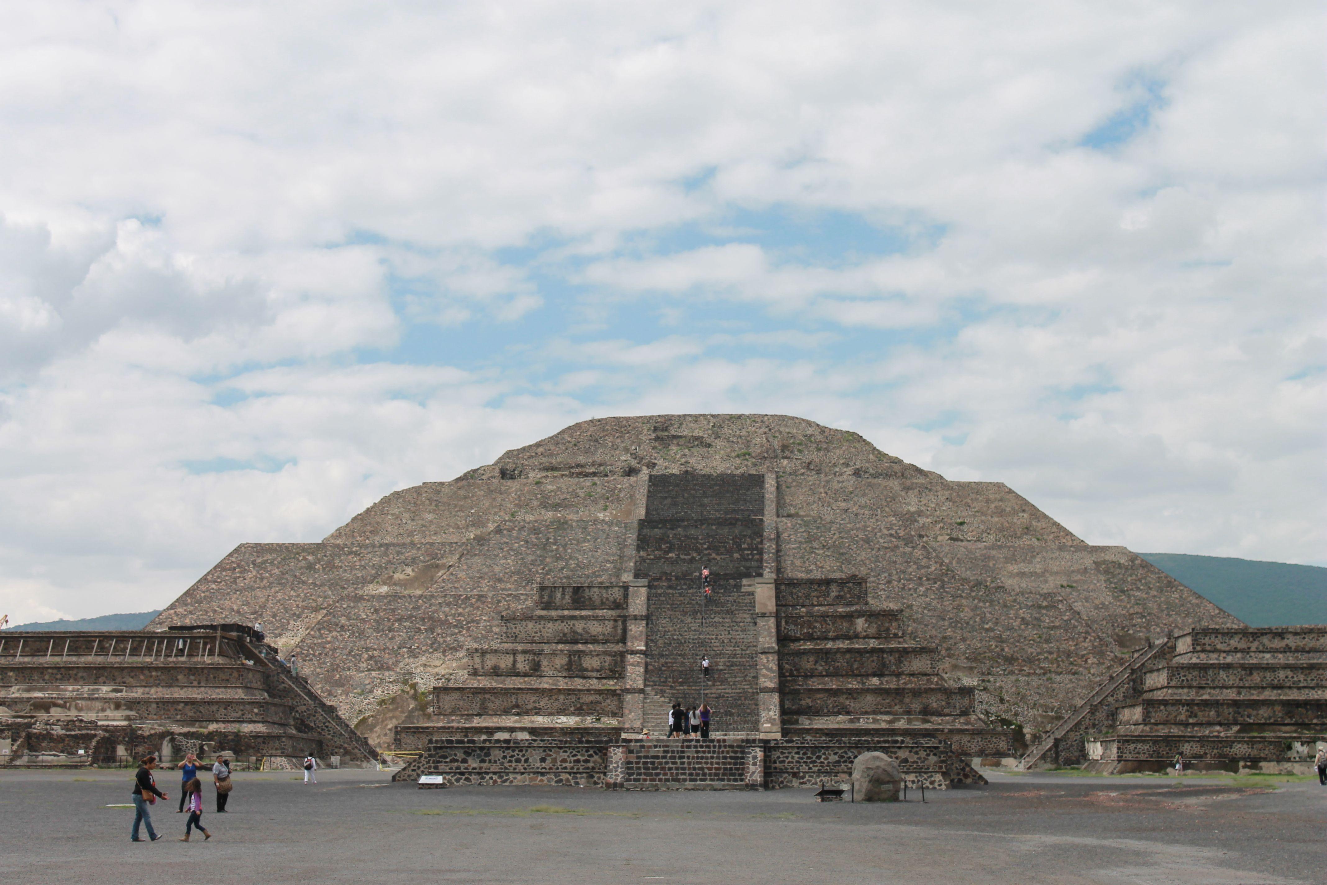 Teotihuacan, pyramide du Soleil