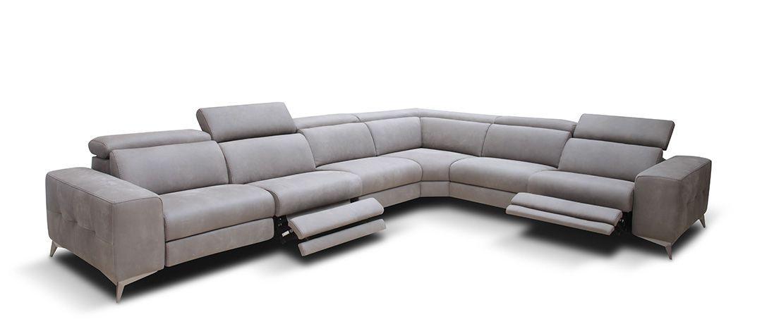 Contemporary Leather Recliner Sofa Design | Sofas ...