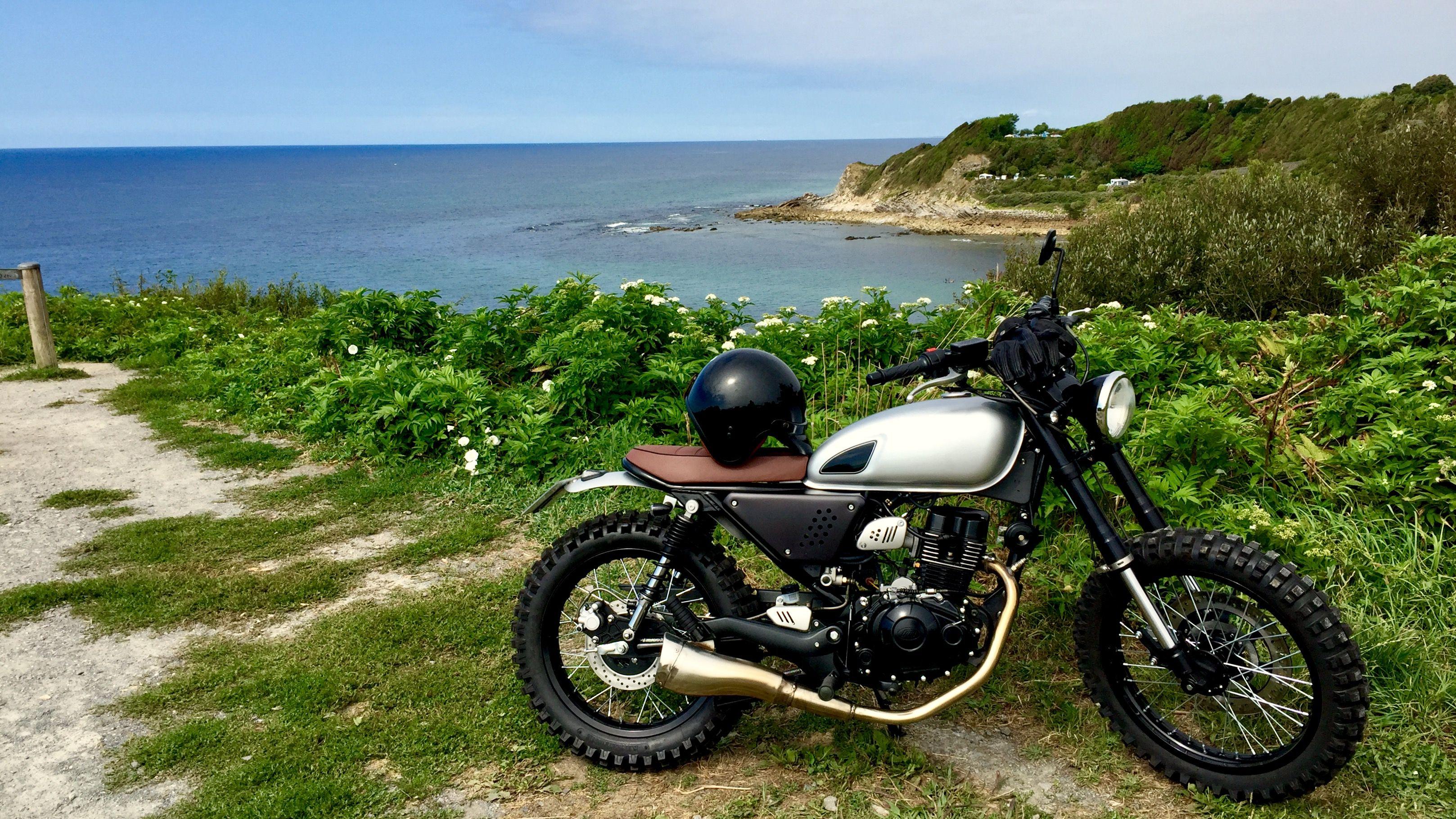 masai scrambler 125cc cars bikes wheels pinterest scrambler bike et cars. Black Bedroom Furniture Sets. Home Design Ideas