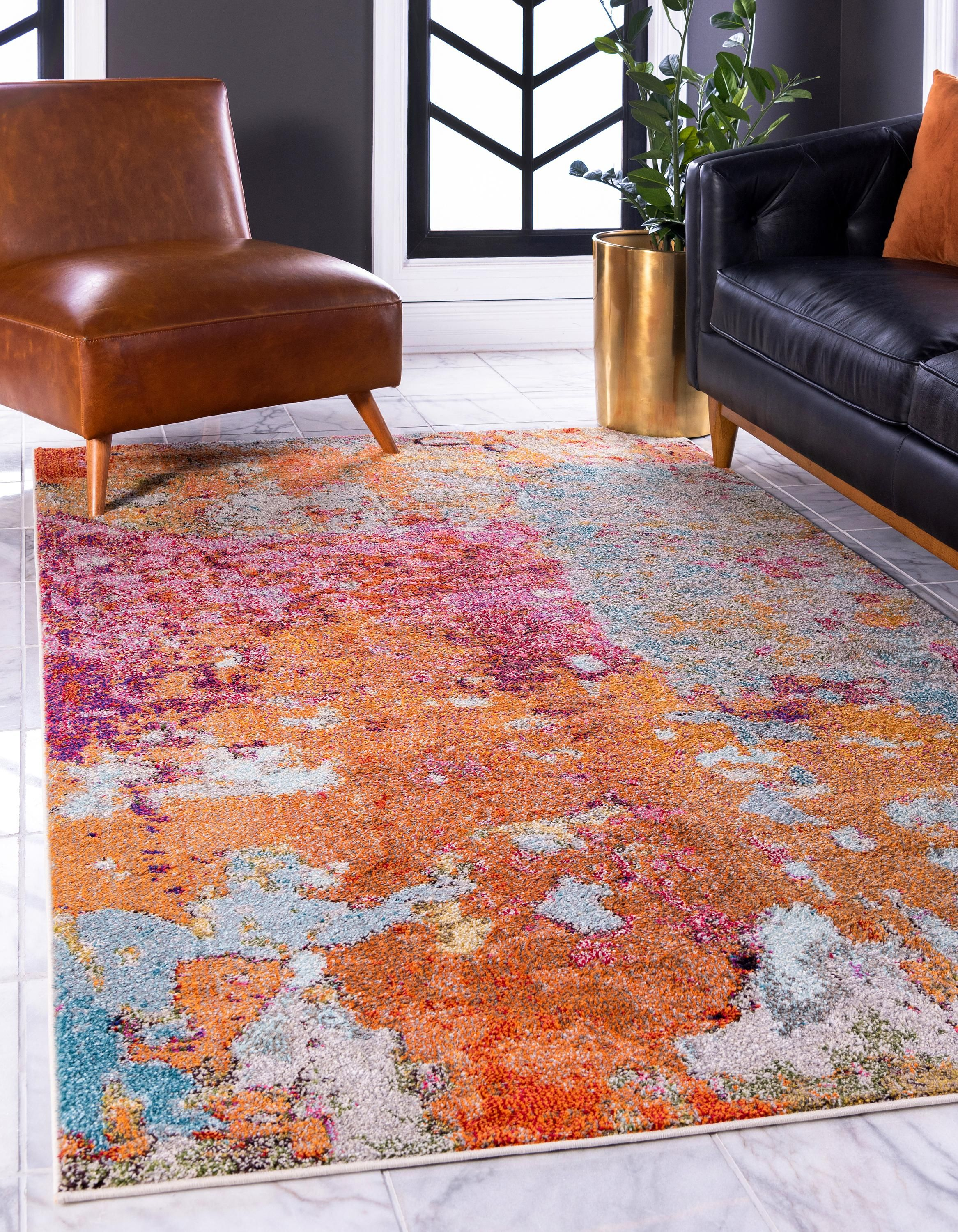 Multicolor 5 X 8 Spectrum Rug Sponsored Multicolor Spectrum Rug Sponsored Big Area Rugs Large Area Rugs Area Rugs