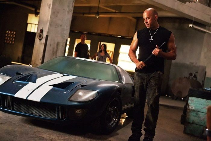 Coolest Fast And Furious Cars Fast And Furious Fast Five Vin