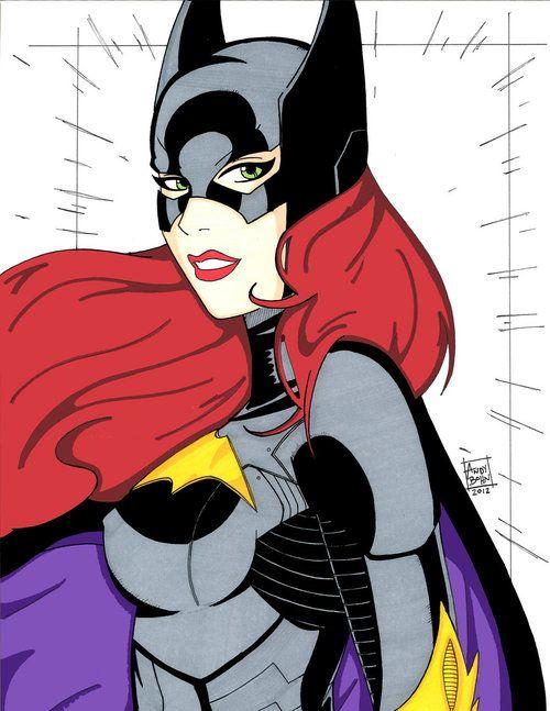 Batgirl by Andy Bohn