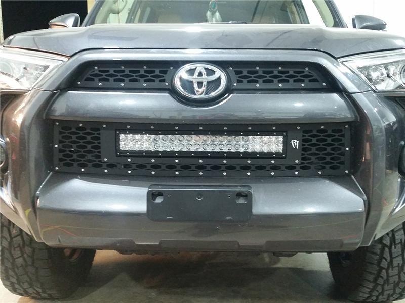 Rigid LED Grill Kit | Toyota 4Runner | Pinterest | Toyota 4Runner ...