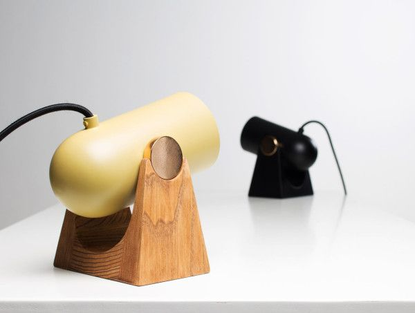 A Lamp That Looks Like A Cannon. Markus Johanssonu0027dan ...