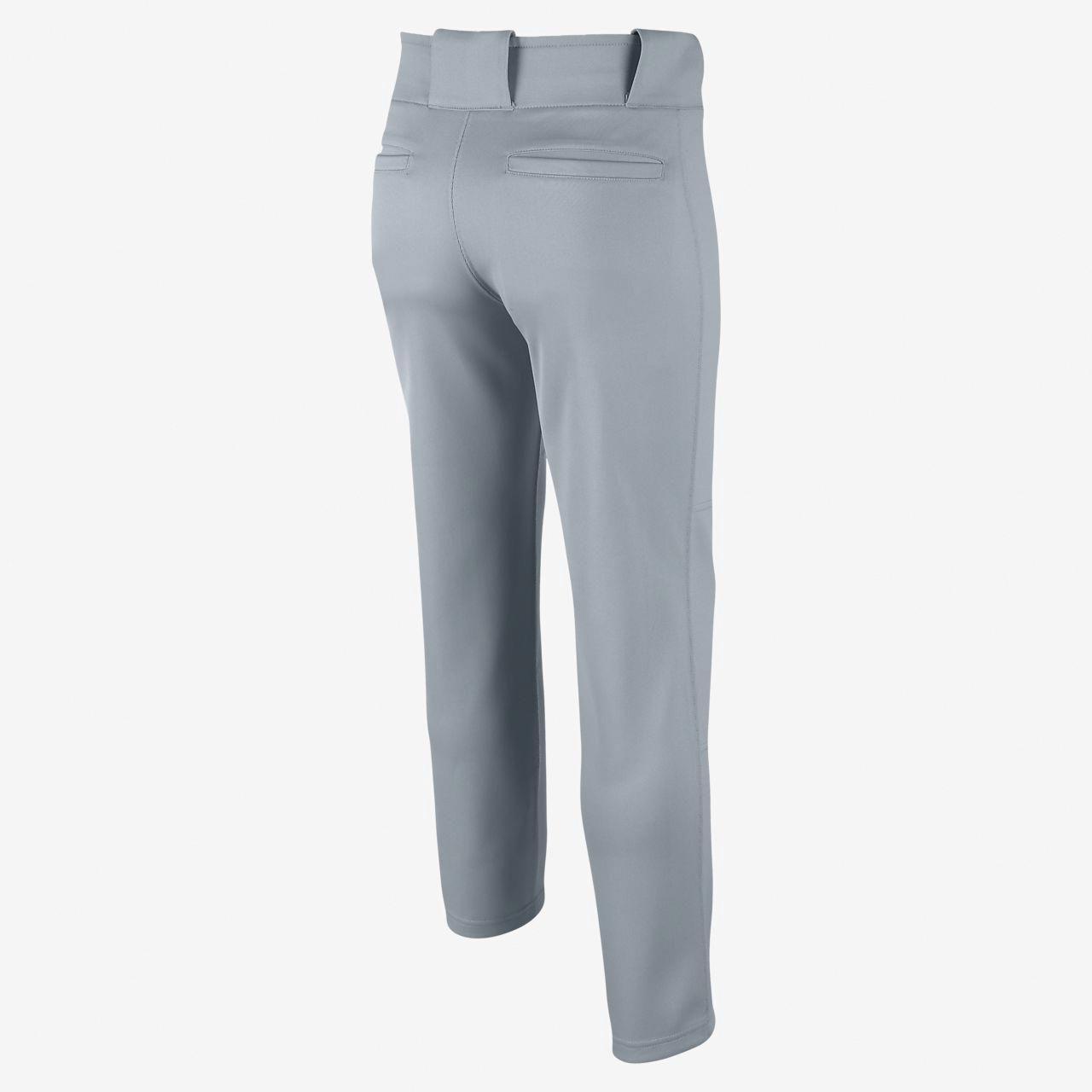 03b362bc5537 Nike Core Dri-Fit Open Hem Boys  Baseball Pants - M (10-12) Blue   baseballpants