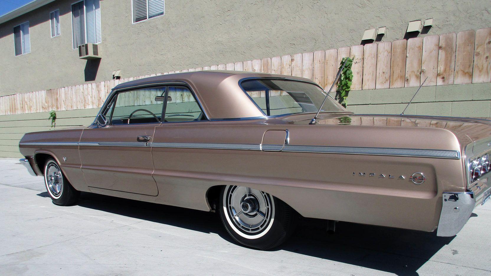 1964 Chevrolet Impala SS | F56 | Anaheim 2015 | Mecum Auctions