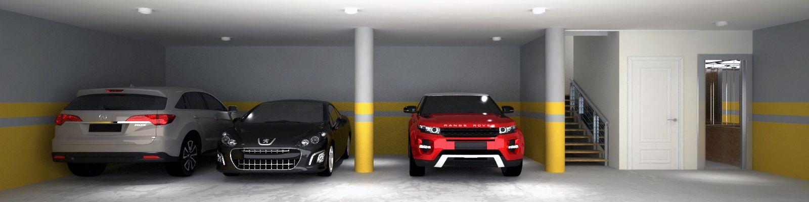 Garaje 3D