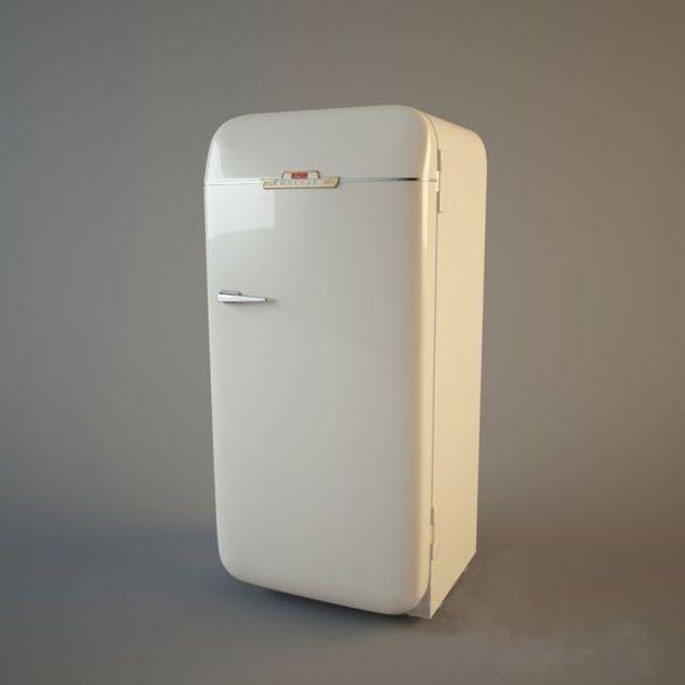 Fridge Zil Moscow 1951 Make советский холодильник зил москва