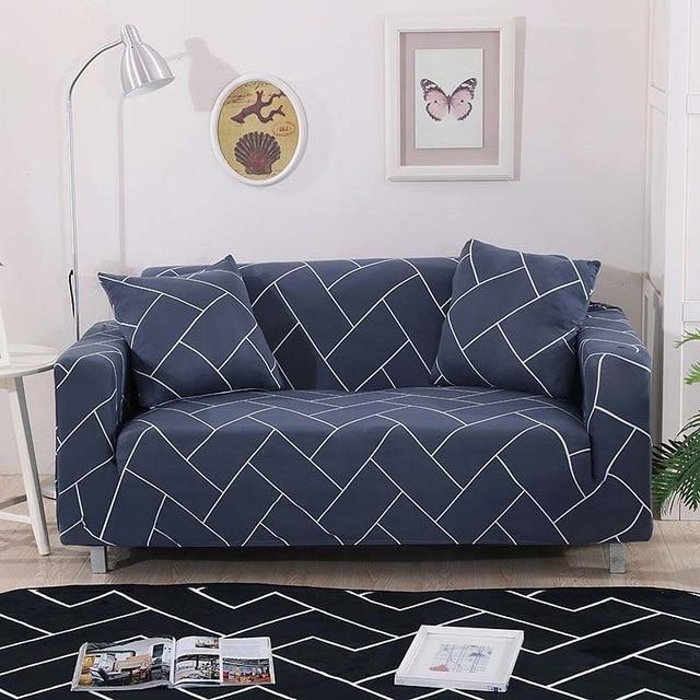 Sofa Cover Elegant Grey Couch Cover Housse Canape Trucs Et Astuces Maison Decoration Maison