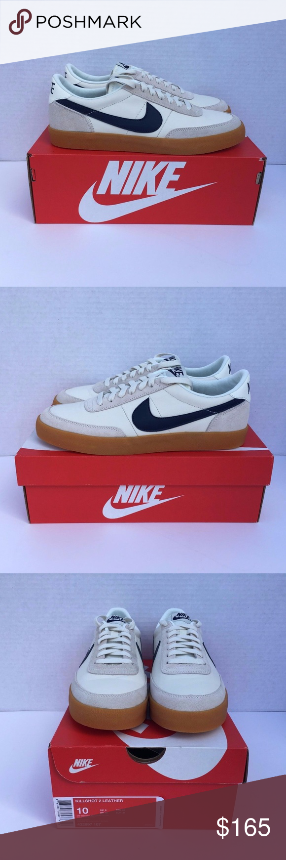 Nike x J. Crew Killshot 2 Leather The limited re-release of the Nike
