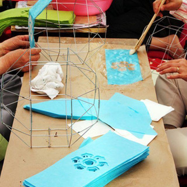 Nursing Home Crafts