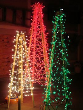 diy outdoor christmas lighting ideas wooden frame christmas trees click pic for 21 diy christmas ornaments