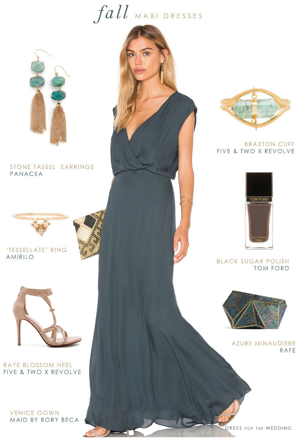 Maxi Dresses for Fall Weddings Dresses to wear to a