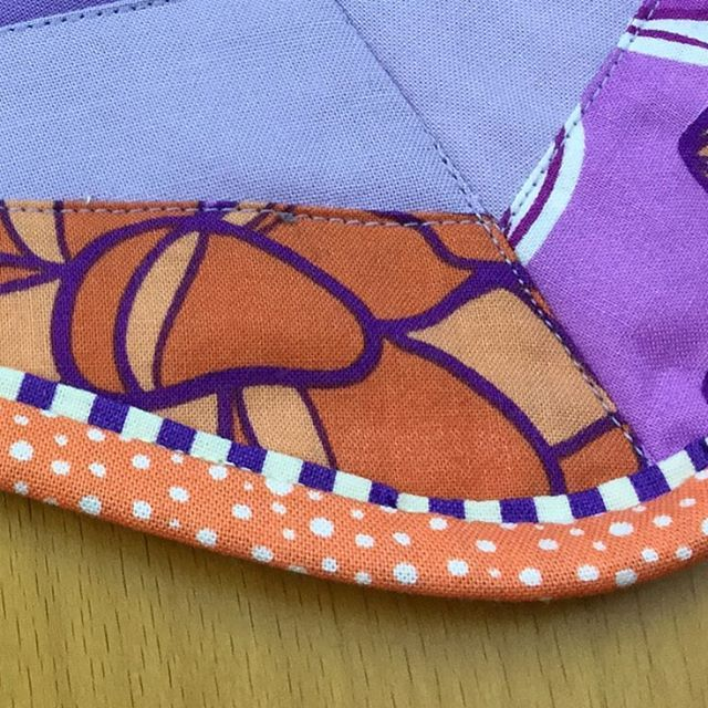 Video Tutorial: Machine Quilt Binding With Faux Piping