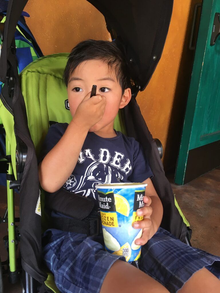 Frozen Lemonade, Minute Maid, Snack Credit, Gluten-Free, Allergy-Friendly, Food Allergies, Snack Credit Snacks #frozenlemonade