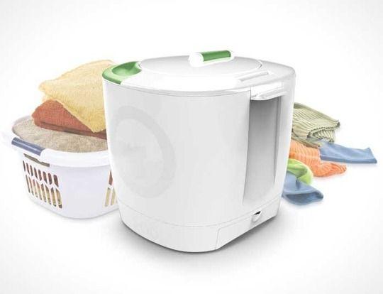 Skip the Laundry Room: Portable Washers & Drying Racks | Laundry ...