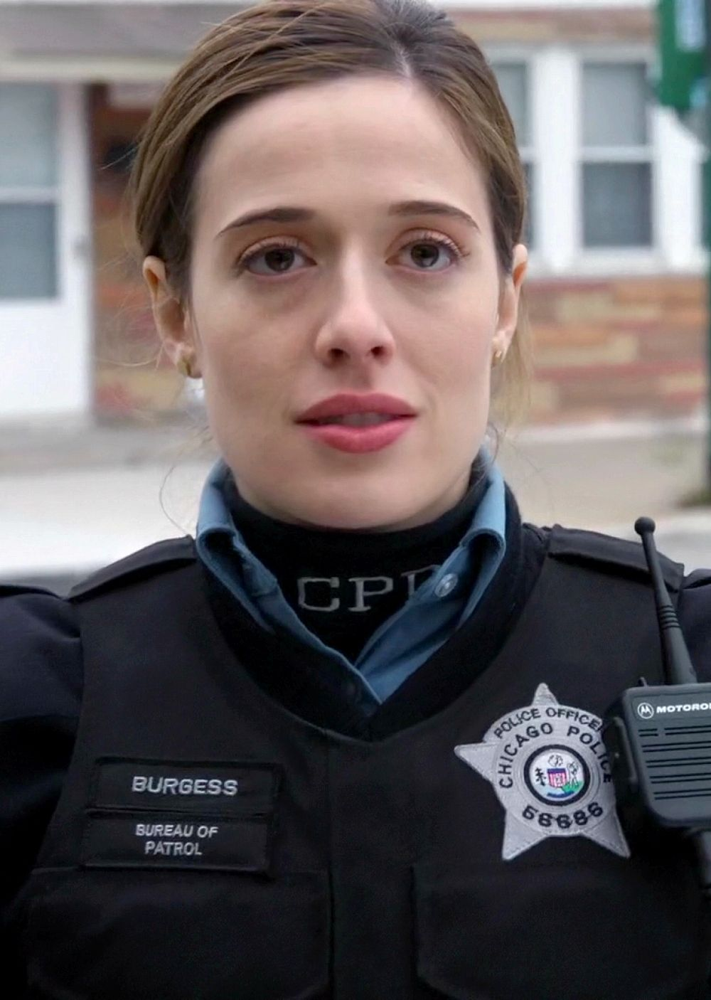 Chicago pd burgess dating