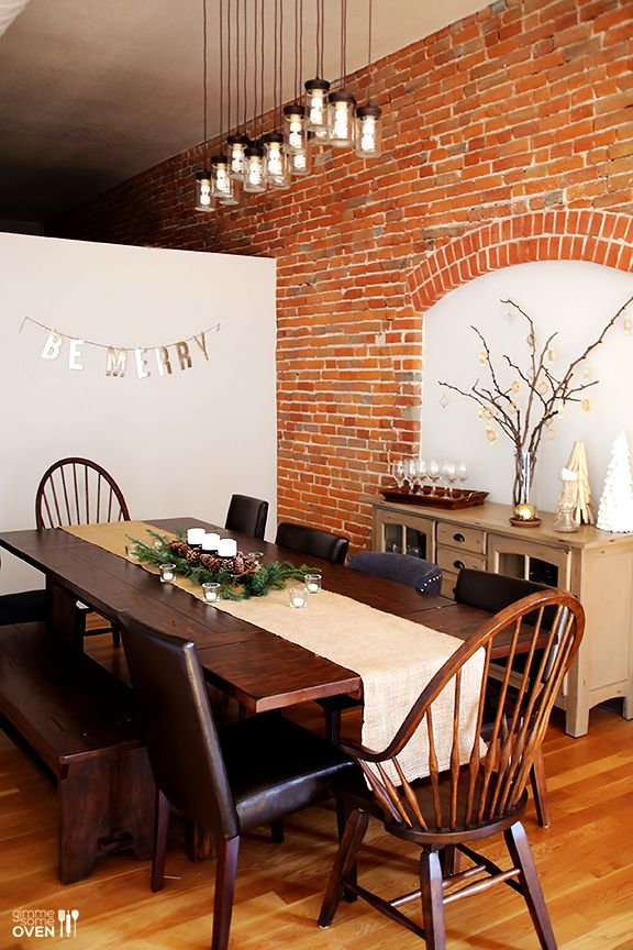 Dining Room Remodel Pictures Endearing Kitchen Remodel Part 3 The Reveal  Brick Loft Bricks And Lofts Design Ideas