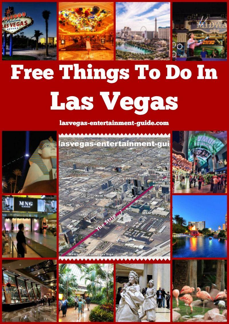 Free Las Vegas Shows In 2020