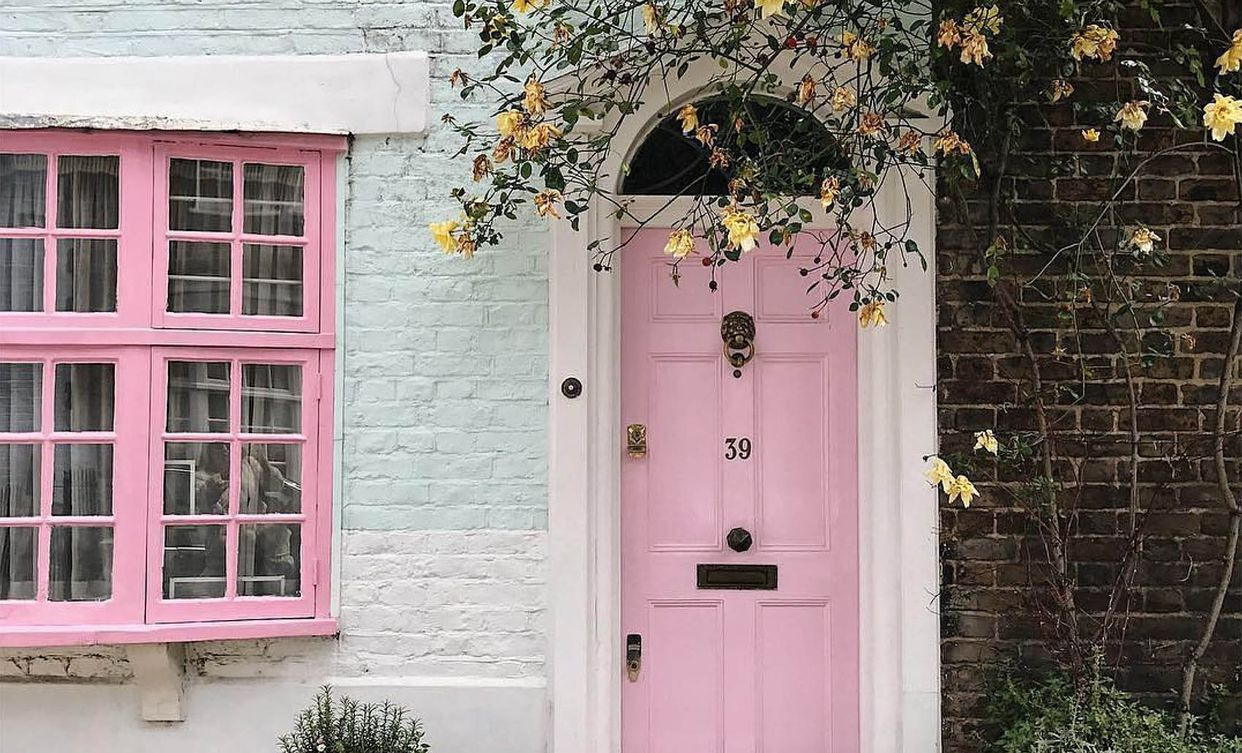 Pin by Lindsey Sherwood on D o o r s | Pinterest | Exterior paint ...