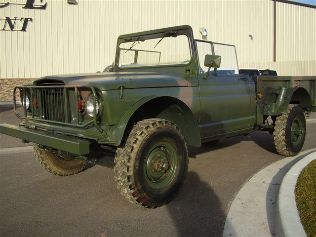 kaiser truck, kaiser m715, jeep truck, m715, jeep m715 | How I roll