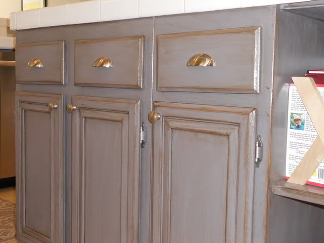 Best Cabinet Transformation Kitchen Cabinet Transformations 400 x 300