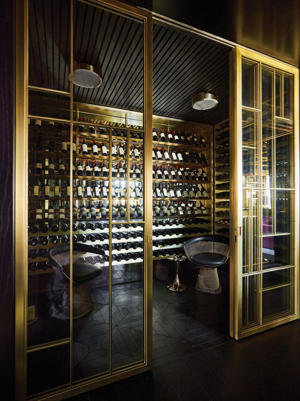 Unter bad theke speicher ideen custom wine cellar  pizzeria in   pinterest  interior design