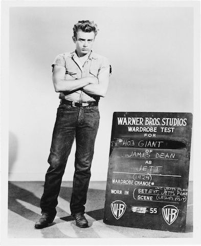 Bad boys: JAMES DEAN