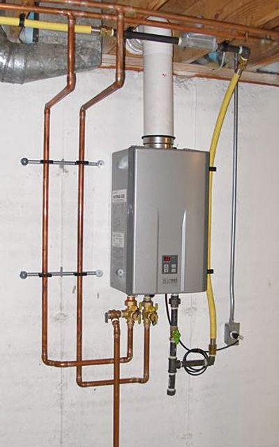 An Easy Guide To Install Tankless Water Heater General